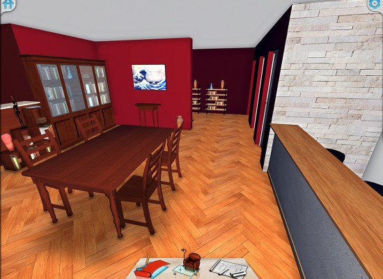 view 3d amp plan 2d gallery created with keyplan 3d for ipad