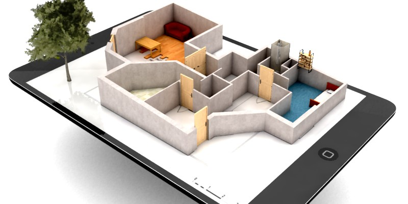 Our New House Design Software for iPad & iPhone updated !