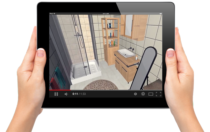 Application logiciel architecture ipad iphone keyplan 3d for Home architecture and design app