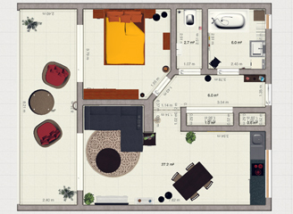Architecture Drawing Ipad architecture 3d app for ipad and iphone | keyplan 3d