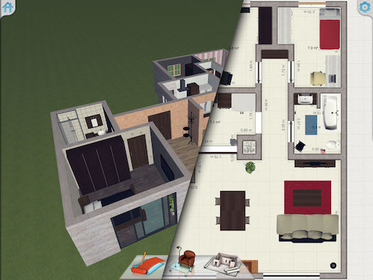 Floor plans keyplan 3d 3d house plan software