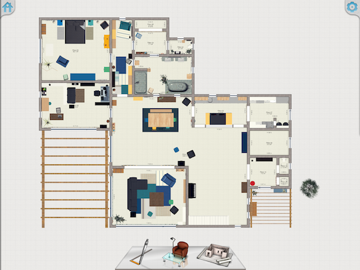 Floor Plans Keyplan 3D