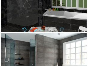 Inspiration : salle de bain moderne /Bathroom Design