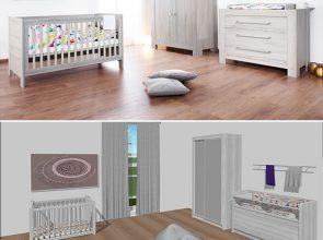 Inspiration : Une chambre d'enfant Child's bedroom