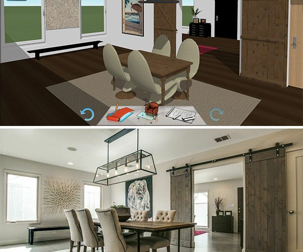 Inspiration: How to decorate your openings with Keyplan 3D