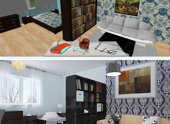 Classy studio Inspiration : Déco d'un studio
