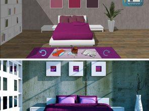 Inspiration : Brute et violet