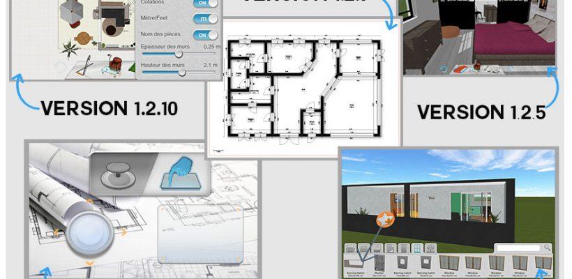 Rétrospective des grandes nouveautés de Keyplan 3D